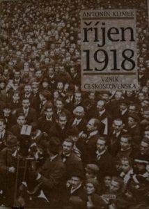 Říjen 1918 - Antonín Klimek